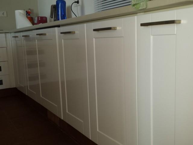 Lacado cocina
