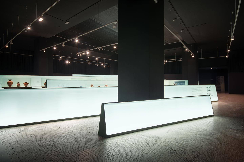 Trabajo realizado en el Museo de Arqueología de Barcelona